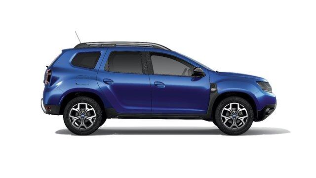Dacia Duster Celebration - boční pohled
