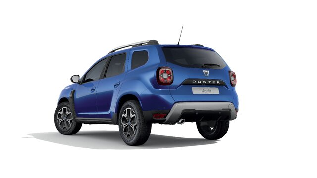 Dacia Duster Celebration ‒ 3/4 pohľad zozadu