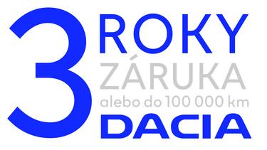 Dacia ‒ popredajné služby ‒ záruky