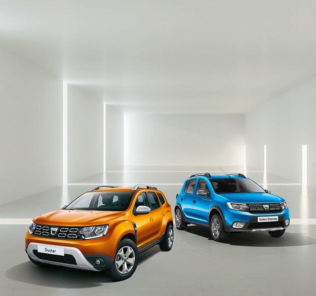 Dacia Eco-G Kampanyası