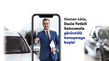 Dacia Görüntülü Görüşme