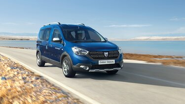 Yılın en itibarlı Ticari Otomotiv Markası : Dacia