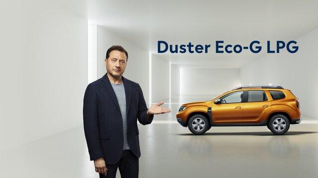 Dacia Duster Eco-G Kampanya