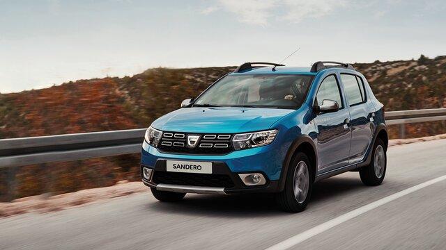 Dacia Sandero Eco-G LPG