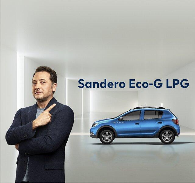 Sandero Eco-G