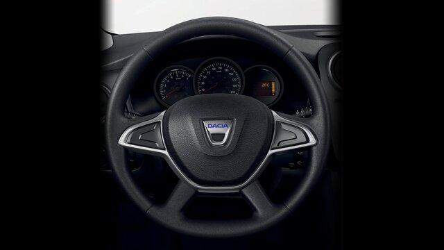Dacia Dokker - Direksiyon Radyo Kumandaları