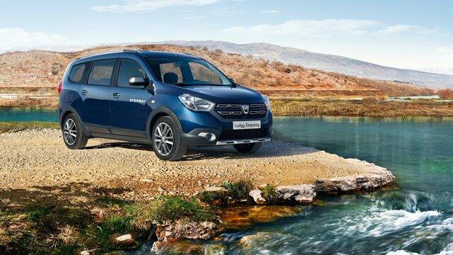 Dacia Lodgy dış