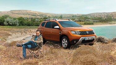 Dacia Duster - Dış