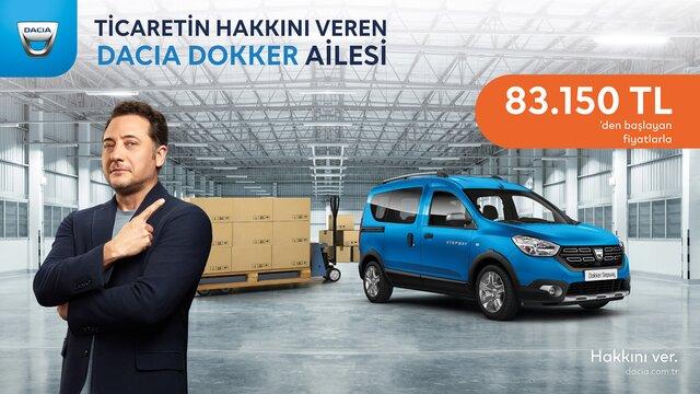 Dacia Dokker Kampanyası