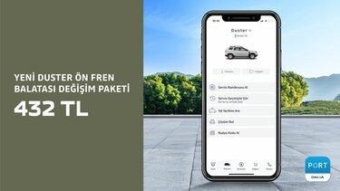 Dacia  - Satış sonrası kampanya