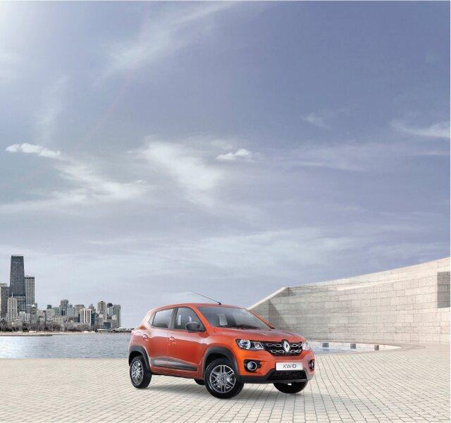 Comprá el nuevo Renault KWID Outsider.