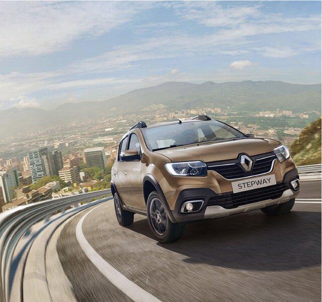 Nuevo Renault STEPWAY