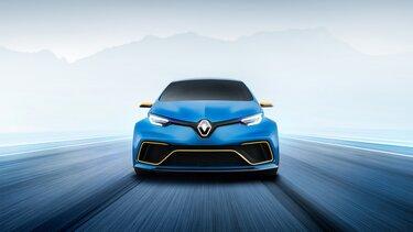 Renault ZOE e-Sport Concept - Frente