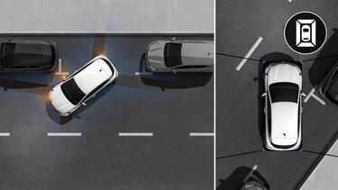 Cámara de 360° - Renault EASYDRIVE