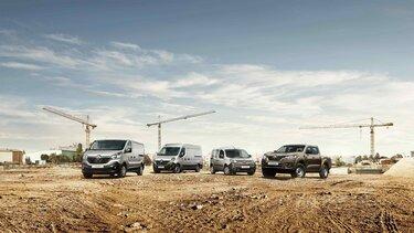 Gama profesional Renault
