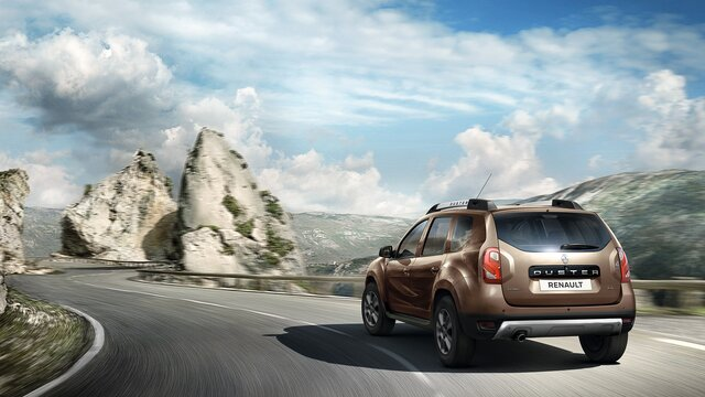 Renault DUSTER - Accesorios
