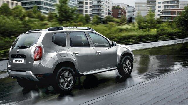 Renault DUSTER - Accesorios
