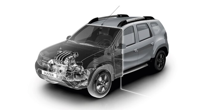 Renault DUSTER - Performance