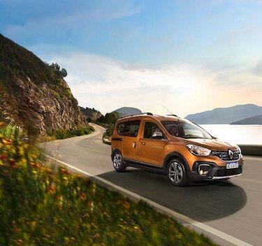 Exterior Renault KANGOO