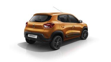 Renault KWID - Vista trasera
