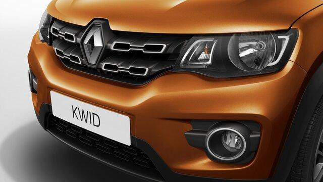 Renault KWID - Diseño