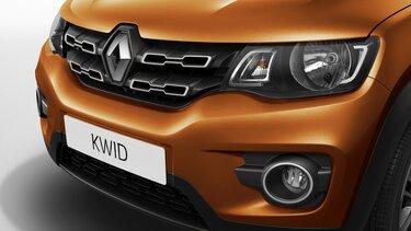 Renault KWID - Parachoques