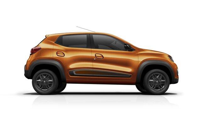 Renault KWID - Vista izquierda