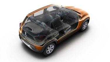 Renault KWID - Equipamiento