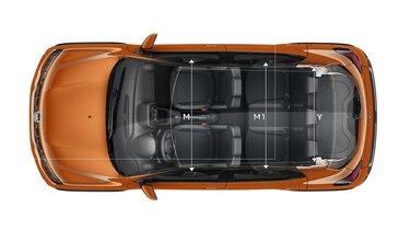 Renault KWID - Dimensiones