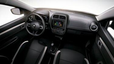 Renault KWID - Sistema de navegación