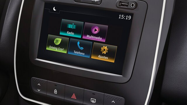 Renault KWID - Habitabilidad