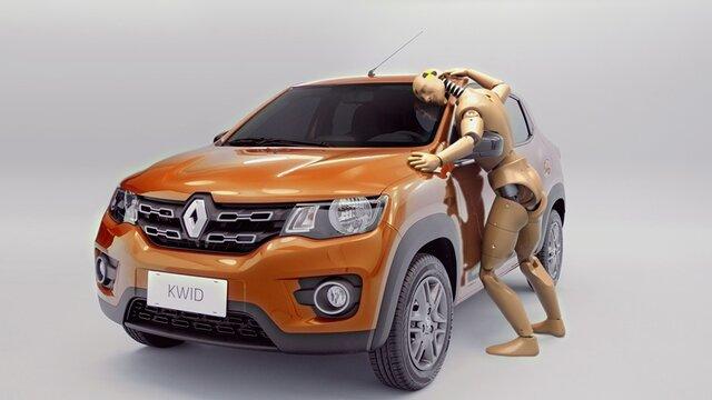 Renault KWID - Espacio interior
