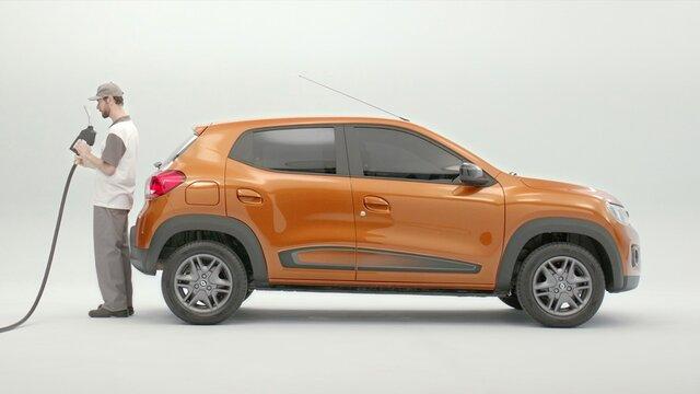 Renault KWID - Consumo