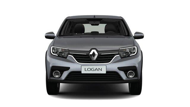 Renault LOGAN 3D