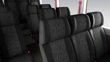 Más comodidad para sus pasajeros