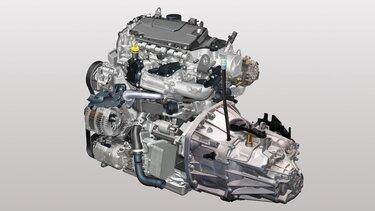Dimensiones y motores