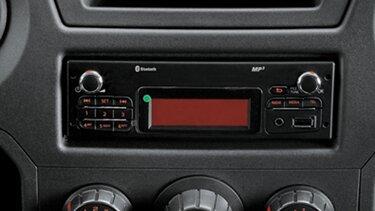 Sistema de audio MASTER Furgón