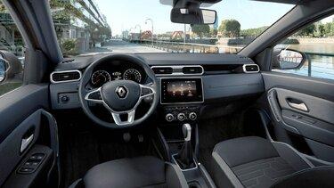 Renault DUSTER - Control de velocidad en descenso