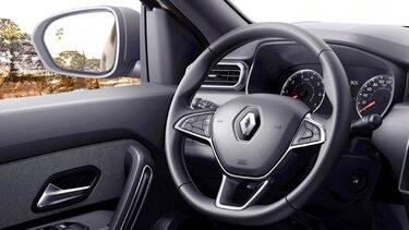 Renault DUSTER - Vista trasera
