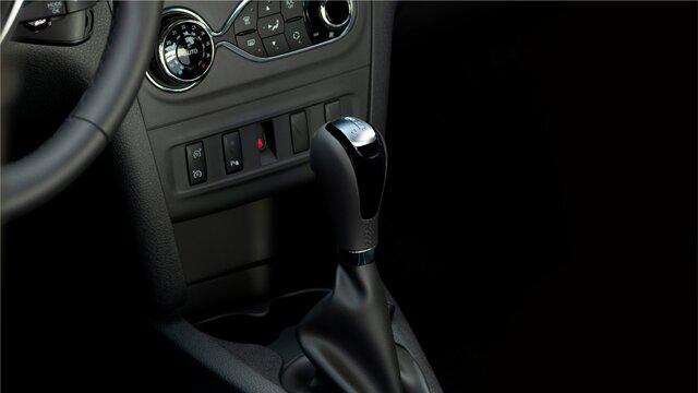 Renault SANDERO - Asistencia de estacionamiento trasera