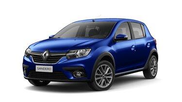 Luces frontales de conducción diurna Renault SANDERO