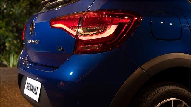 Diseño exterior Renault SANDERO