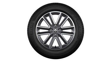 Renault SANDERO - Rines de aleación de 15 pulgadas