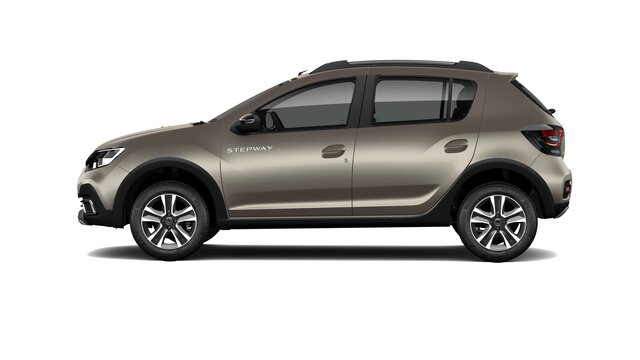 Renault SANDERO Stepway - Dimensiones