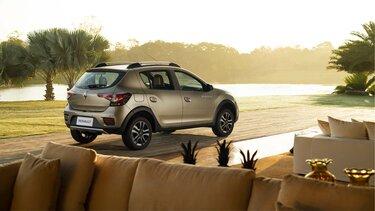 Renault SANDERO Stepway - Frente