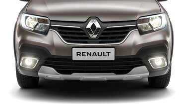 Renault SANDERO Stepway - Asientos delanteros