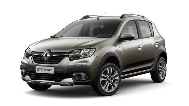 Renault SANDERO Stepway - Extremo trasero