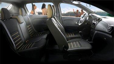 Renault SANDERO Stepway - Interior