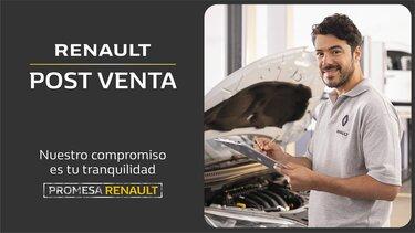 Promesa Renault