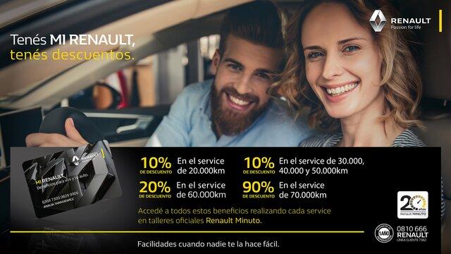 Renault Servicios - Paquetes económicos